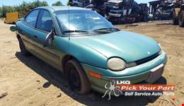 1998 DODGE NEON available for parts