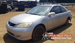 2004 HONDA CIVIC available for parts
