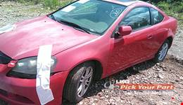 2006 ACURA RSX available for parts
