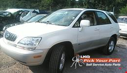 2001 LEXUS RX300 available for parts