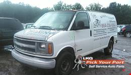 1999 CHEVROLET EXPRESS 3500 available for parts