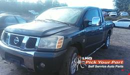 2004 NISSAN TITAN available for parts