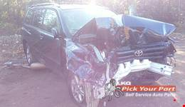 2007 TOYOTA HIGHLANDER available for parts