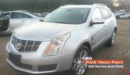 2010 CADILLAC SRX available for parts