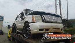 2003 CADILLAC ESCALADE available for parts