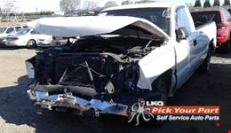 2007 CHEVROLET SILVERADO 1500 CLASSIC available for parts