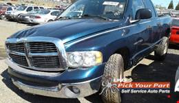 2005 DODGE RAM 1500 available for parts