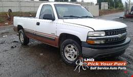 2001 CHEVROLET SILVERADO 1500 available for parts