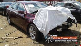 2009 ACURA TL available for parts