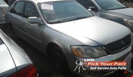 2004 TOYOTA AVALON available for parts