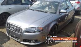 2008 AUDI A4 QUATTRO available for parts