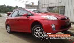 2011 TOYOTA PRIUS available for parts