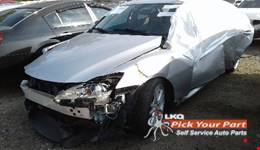2007 LEXUS IS250 available for parts
