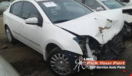 2012 NISSAN SENTRA available for parts