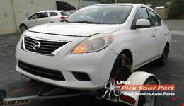 2012 NISSAN VERSA available for parts