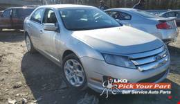 2011 FORD FUSION available for parts