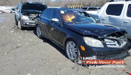 2009 MERCEDES-BENZ C300 available for parts