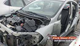 2008 NISSAN VERSA available for parts