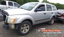 2006 DODGE DURANGO available for parts