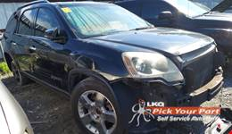 2008 GMC ACADIA available for parts