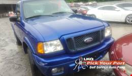 2005 FORD RANGER available for parts