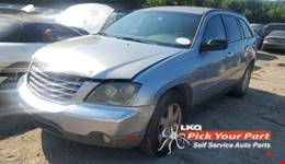2005 CHRYSLER PACIFICA available for parts