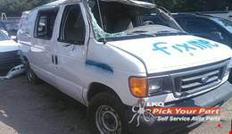 2003 FORD E-150 available for parts