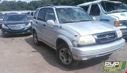 2002 SUZUKI GRAND VITARA available for parts