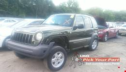 2007 JEEP LIBERTY available for parts