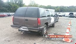 1998 GMC YUKON available for parts