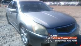 2007 NISSAN MAXIMA available for parts