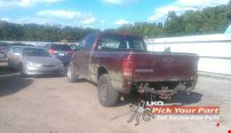 2002 DODGE RAM 1500 available for parts