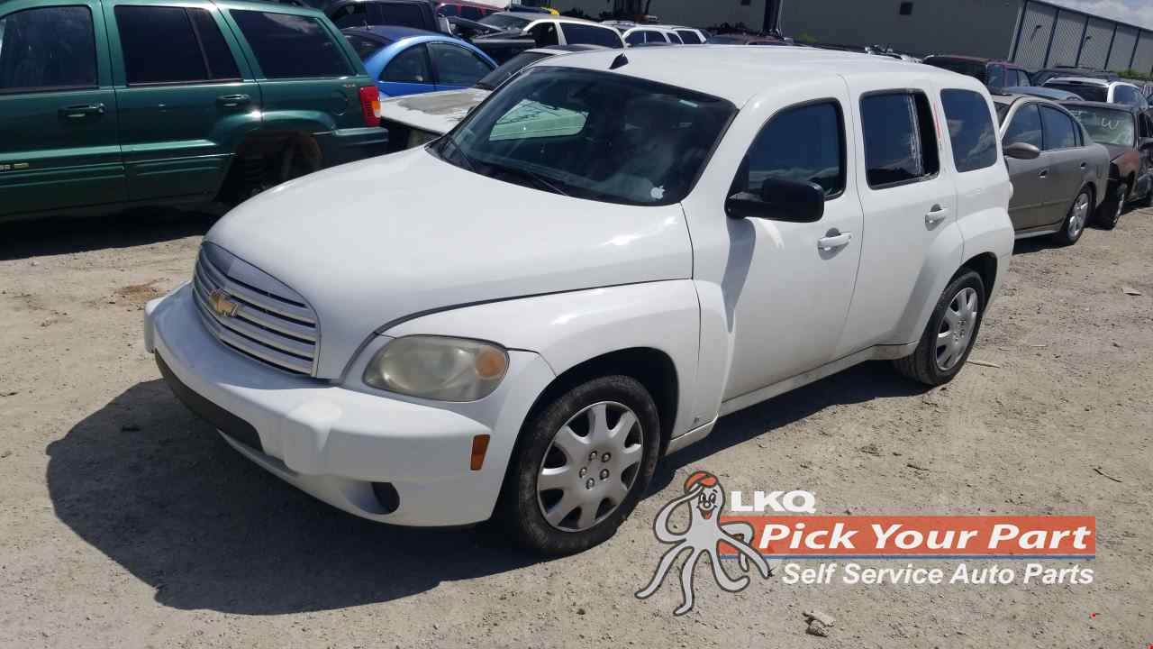 2008 Chevrolet Hhr Used Auto Parts Lkq Pick Your Part Chattanooga