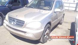 2002 MERCEDES-BENZ ML320 available for parts