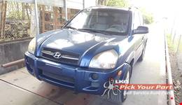 2008 HYUNDAI TUCSON available for parts