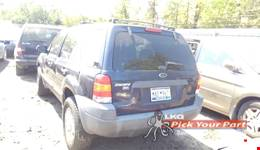 2004 FORD ESCAPE available for parts