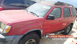 2000 NISSAN XTERRA available for parts
