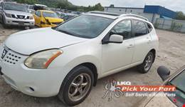 2009 NISSAN ROGUE available for parts