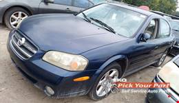 2002 NISSAN MAXIMA available for parts