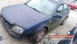 2002 VOLKSWAGEN JETTA available for parts