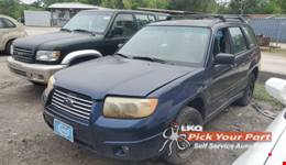 2006 SUBARU FORESTER available for parts