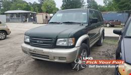 2002 ISUZU TROOPER available for parts
