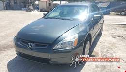 2004 HONDA ACCORD available for parts