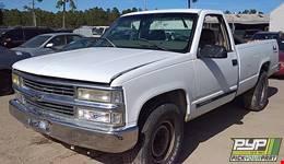1997 CHEVROLET C2500