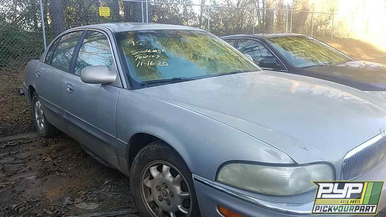 1997 buick park avenue used auto parts | greensboro