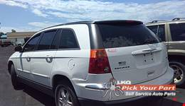 2004 CHRYSLER PACIFICA available for parts
