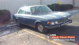 1971 BMW 2800