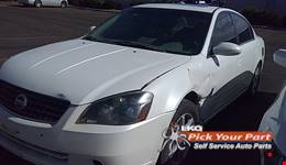 2006 NISSAN ALTIMA available for parts