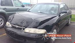 1996 MAZDA 626 available for parts