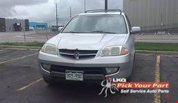 2002 ACURA MDX available for parts